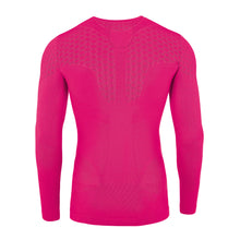 Load image into Gallery viewer, Errea Davor Long Sleeve Baselayer (Fuchsia)
