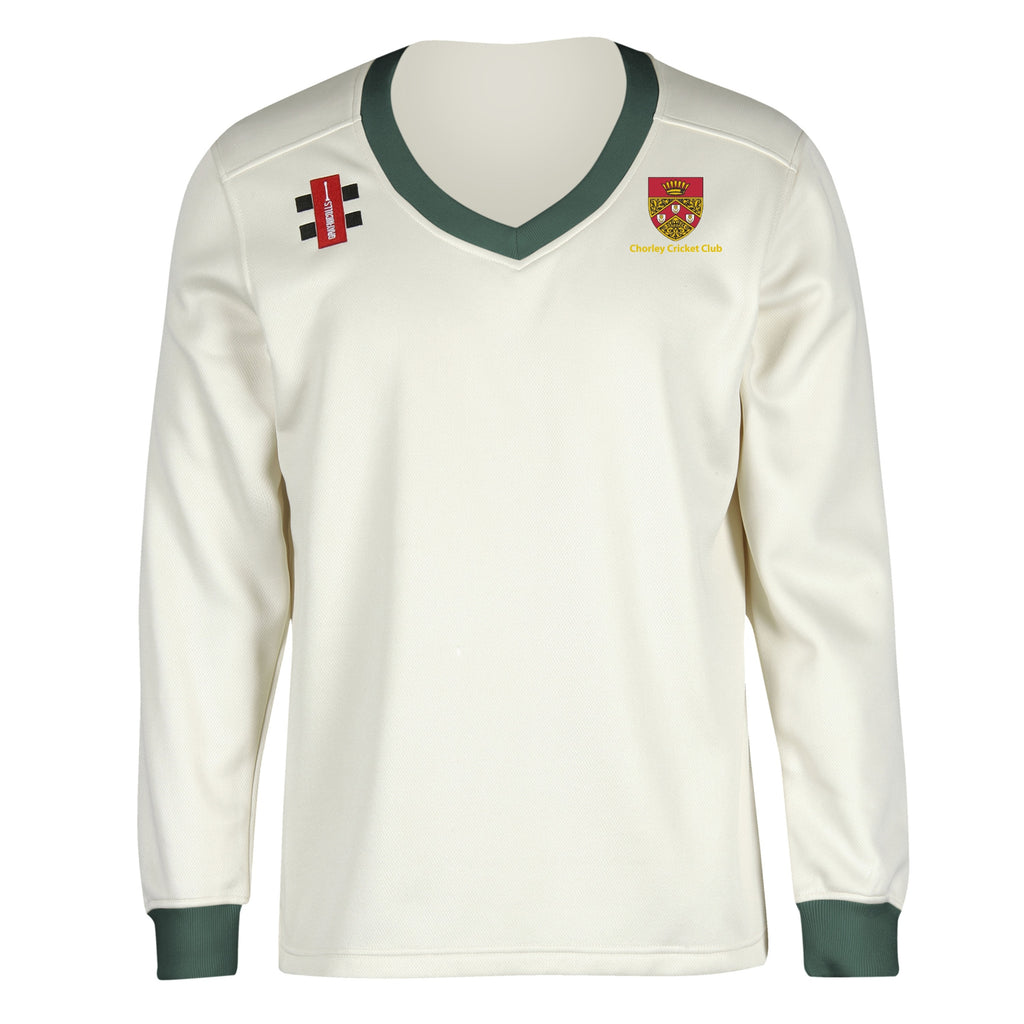 Chorley CC Pro Performance Sweater (Green)