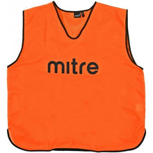 Load image into Gallery viewer, Mitre Pro Training Bib (Orange)