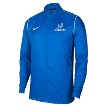 Load image into Gallery viewer, USports Park 20 Rain Jacket (Royal Blue/White)