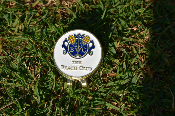 Ball Marker & Clip Combo -- Golf and/or Croquet
