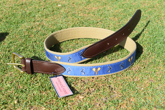 Belt (Men's) with BC Fabric by Vineyard Vines
