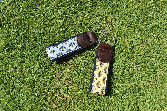 Key Chain -- Vineyard Vines with BC Accents