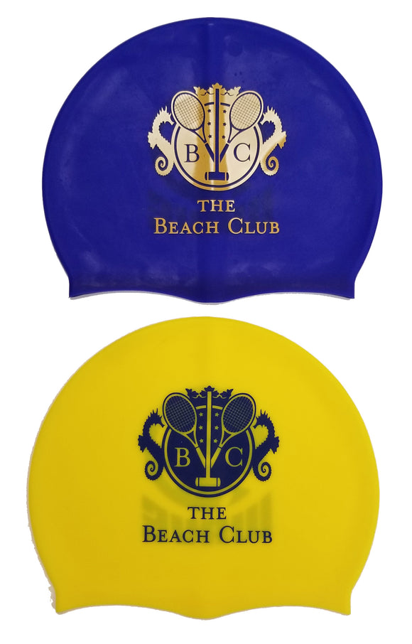 Swimming Caps - Official BC Custom Logo