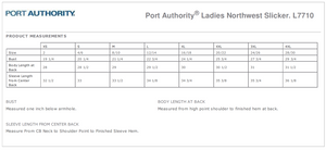 Port Authority Ladies Northwest Slicker