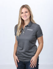Load image into Gallery viewer, Nike Golf Ladies Dri-Fit Pebble Texture Polo Shirt