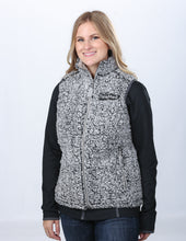 Load image into Gallery viewer, J America Ladies Epic Sherpa Vest