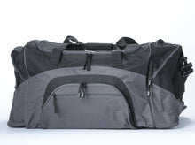 Load image into Gallery viewer, Colorblock Sport Duffel