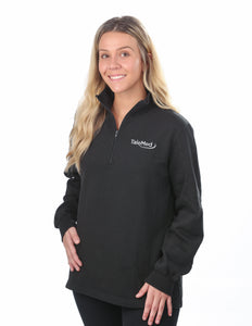 Sport-Tek Ladies 1/4 Zip Sweatshirt