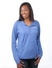 Load image into Gallery viewer, Sport-Tek Ladies Sport Wick Stretch 1/2 Zip Pullover