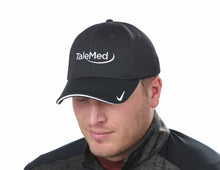 Load image into Gallery viewer, Nike Dri-Fit Mesh Swoosh Fitted Flex Sandwich Cap