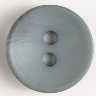 23mm 2-Hole Round Button - gray-beige