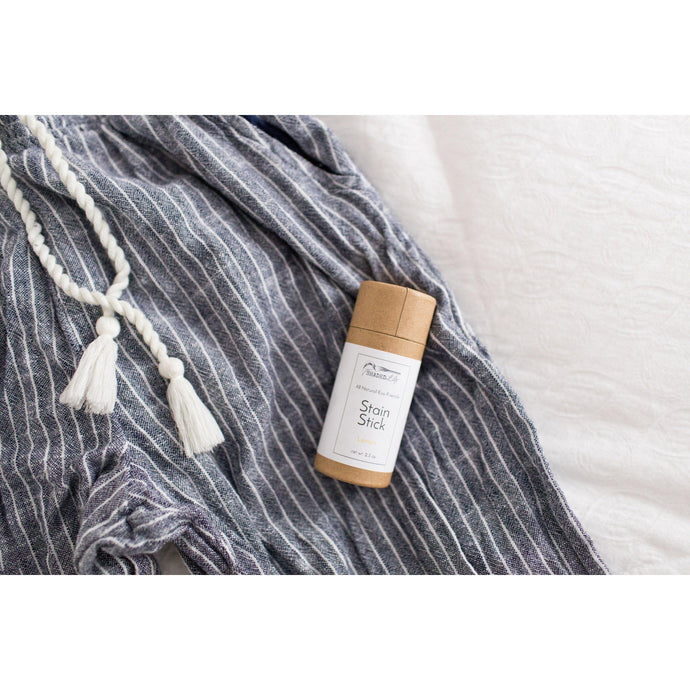 Eco Friendly Lemon Natural Stain Remover for Clothes-Shadedlily-Lemon Eco Stain Stick-voicenatural