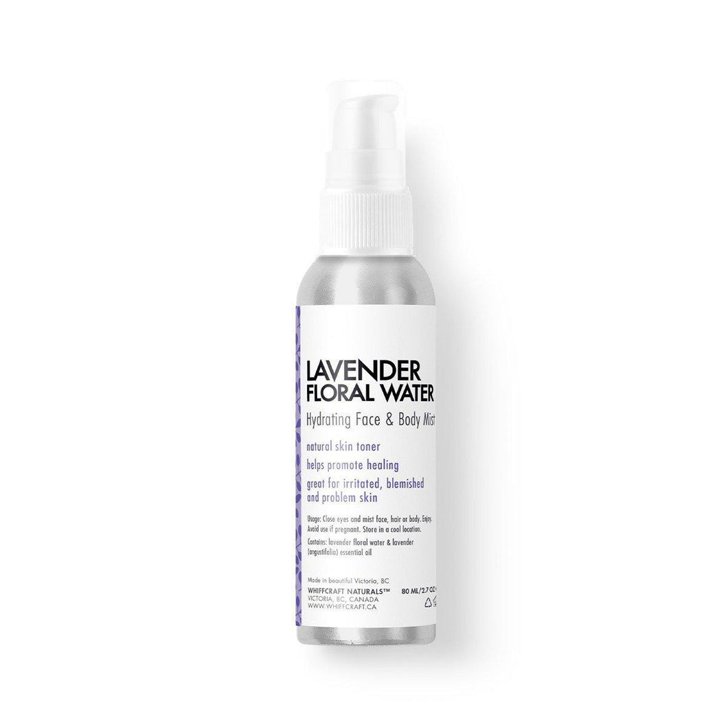 Lavender Hydrating Mist-Whiffcraft-Lavender Hydrating Mist-voicenatural