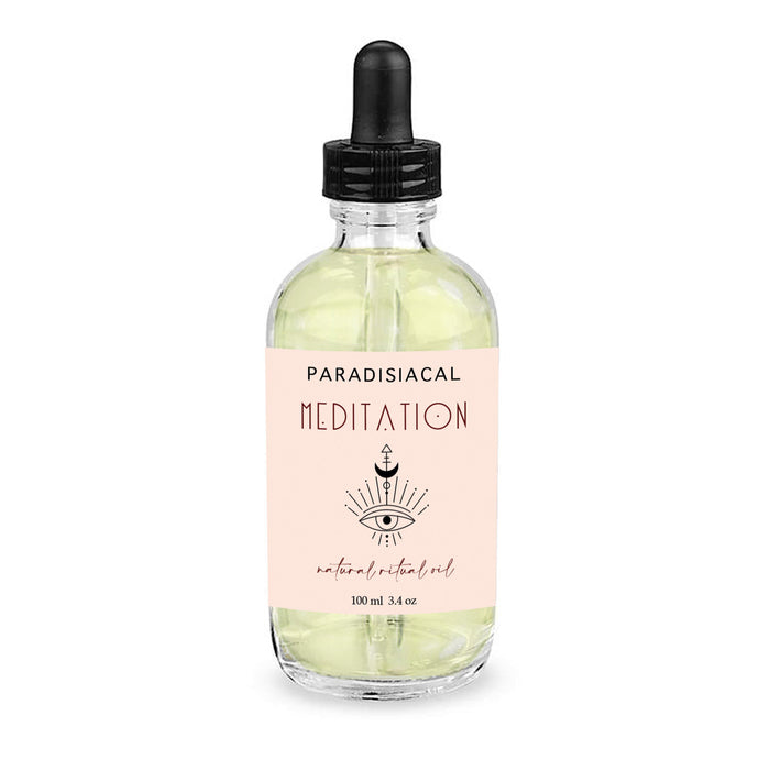 Meditation Ritual Oil-Paradisiacal-voicenatural