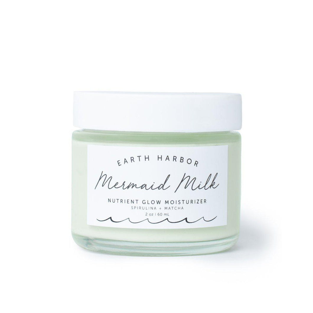 MERMAID MILK Nutrient Glow Moisturizer-Earth Harbor Naturals-MERMAID MILK Nutrient Glow Moisturizer-voicenatural
