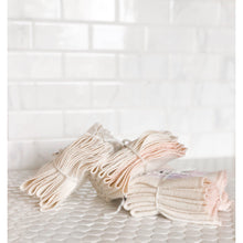 Load image into Gallery viewer, Organic Bamboo Cotton Cleansing Cloths-Lila Naturals-Natural White-voicenatural