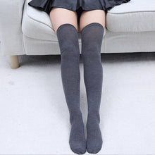 Load image into Gallery viewer, Clara High Over The Knee Socks