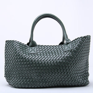 woven large tote bag