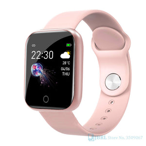 New Smart Watch Women Men Smartwatch For Android IOS Electronics Smart Clock Fitness Tracker Silicone Strap Smart-watch Hours