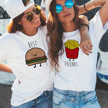 Load image into Gallery viewer, best friends t shirt