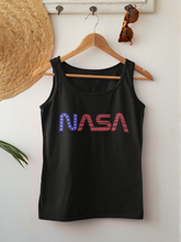 Load image into Gallery viewer, NASA Stars & Stripes Womens Tank