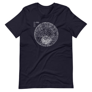 Moon Diagram Tee