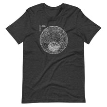 Load image into Gallery viewer, Moon Diagram Tee