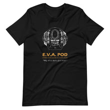 Load image into Gallery viewer, E.V.A. Pod Space Odyssey Tee
