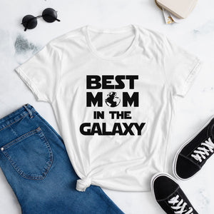 Best Mom In The Galaxy Tee