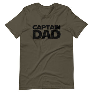 Captain Dad Tee