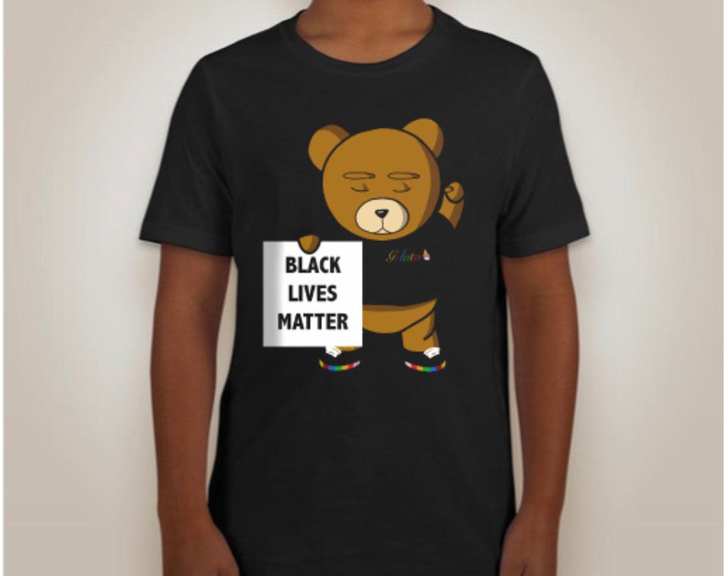 Kids Teddy x BLM