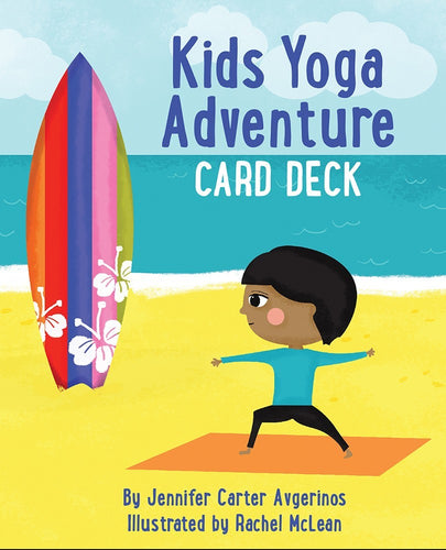 *NEW*  Kids Yoga Adventure Cards