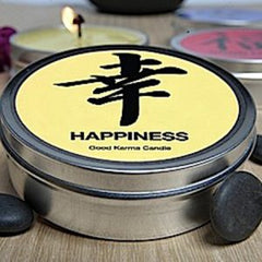 "Zensual Candle Tins ""Kanji Collection"""