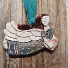 Raku Handcrafted Ornaments