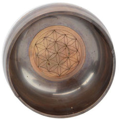 Flower of Life Singing Bowl