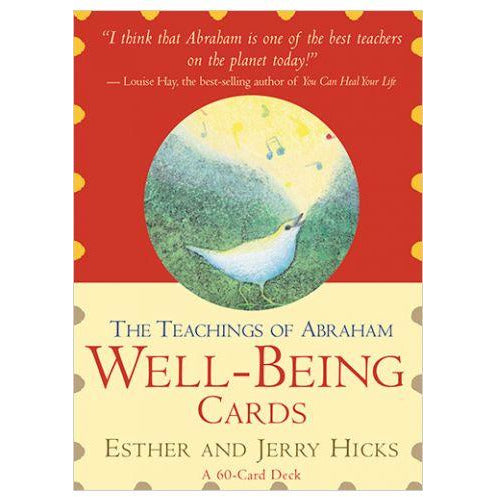 The Teachings of Abraham Well-Being Cards Esther and Jerry Hicks