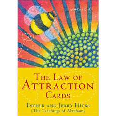 The Law Of Attraction Cards 60-Card Deck Esther and Jerry Hicks
