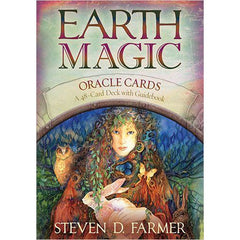 Earth Magic Oracle Cards Steven D. Farmer, Ph.D