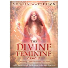 The Divine Feminine Oracle by Meggan Watterson