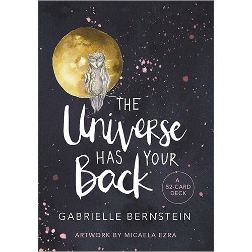 The Universe Has Your Back Cards by Gabrielle Bernstein