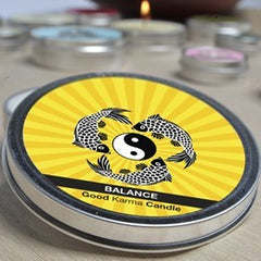 Zensual Candle Tins