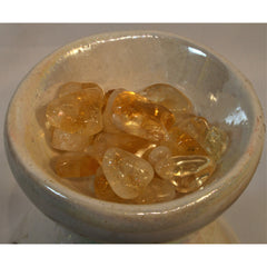 Citrine Stones Raw & Tumbled