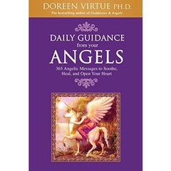 Guidance from your Angels Oracle Cards