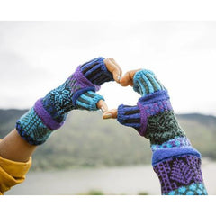 Solmate Colorful Mittens
