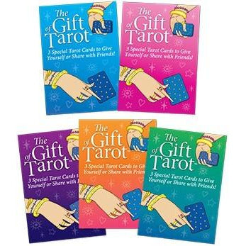 The Gift of Tarot - Surprise 3pk