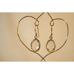 Energy Earrings: Clear Quartz - multiple styles!