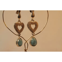 Energy Earrings: Larimar - multiple styles!