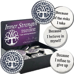 Inner Strength Charms