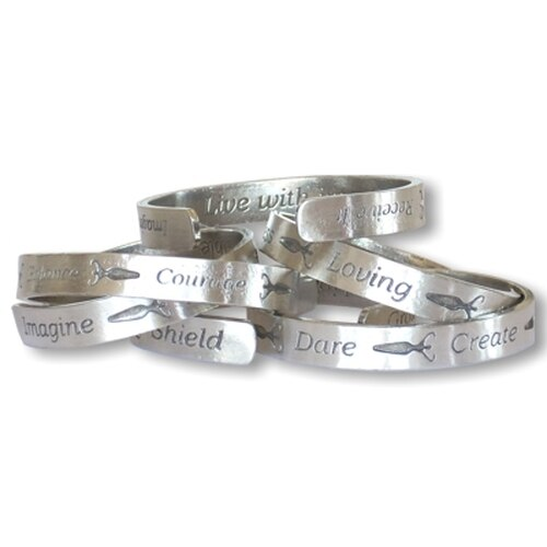 Intention Bracelets - 6 Styles